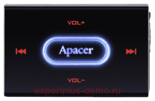 Apacer Audio Steno AU120 1Gb